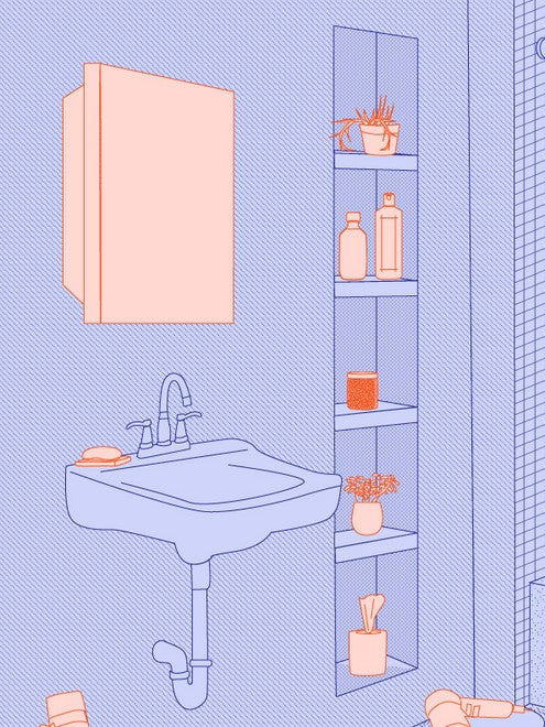 The Right (French!) Way to Wash Your Hair