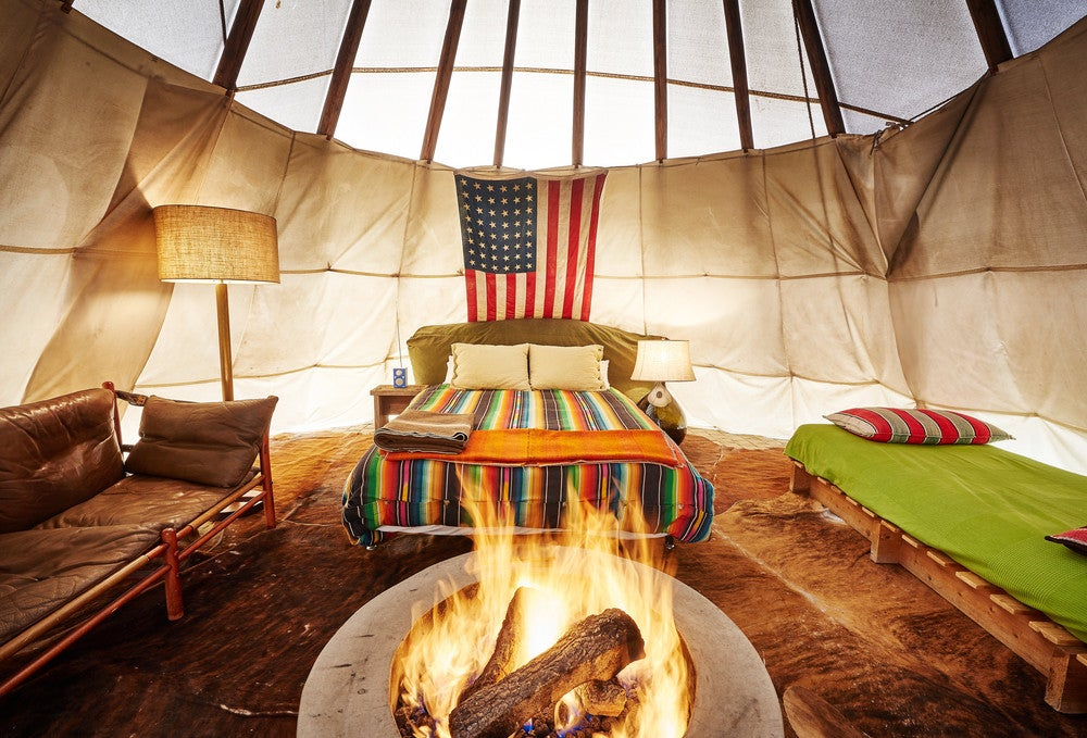 14 Crazy Beautiful Glampgrounds to Add to Your Travel Bucket