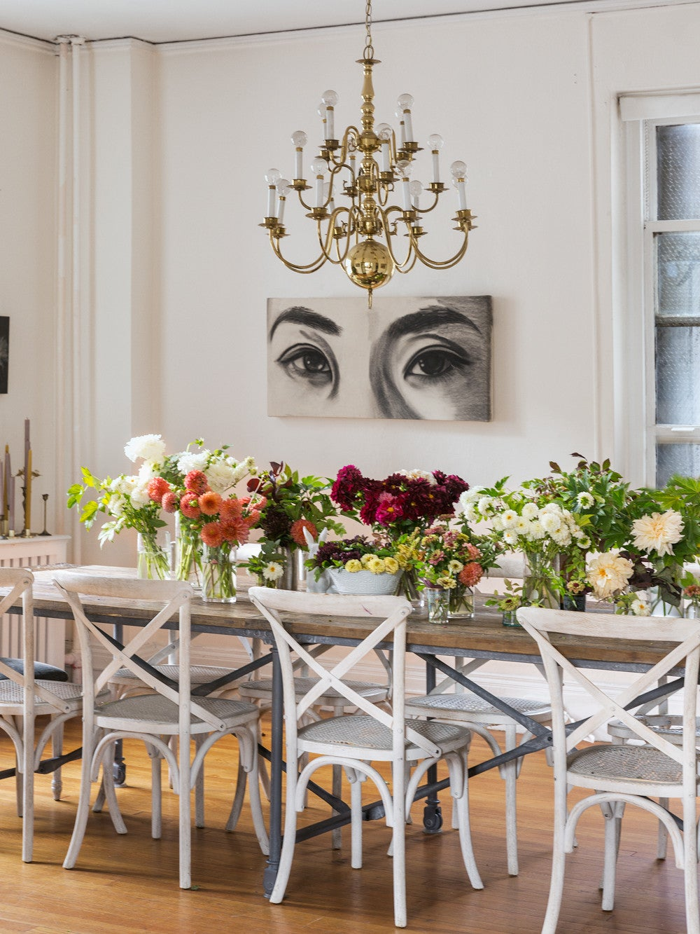 A Rare Look Inside a Home in NYC's Most Exclusive Neighborhood