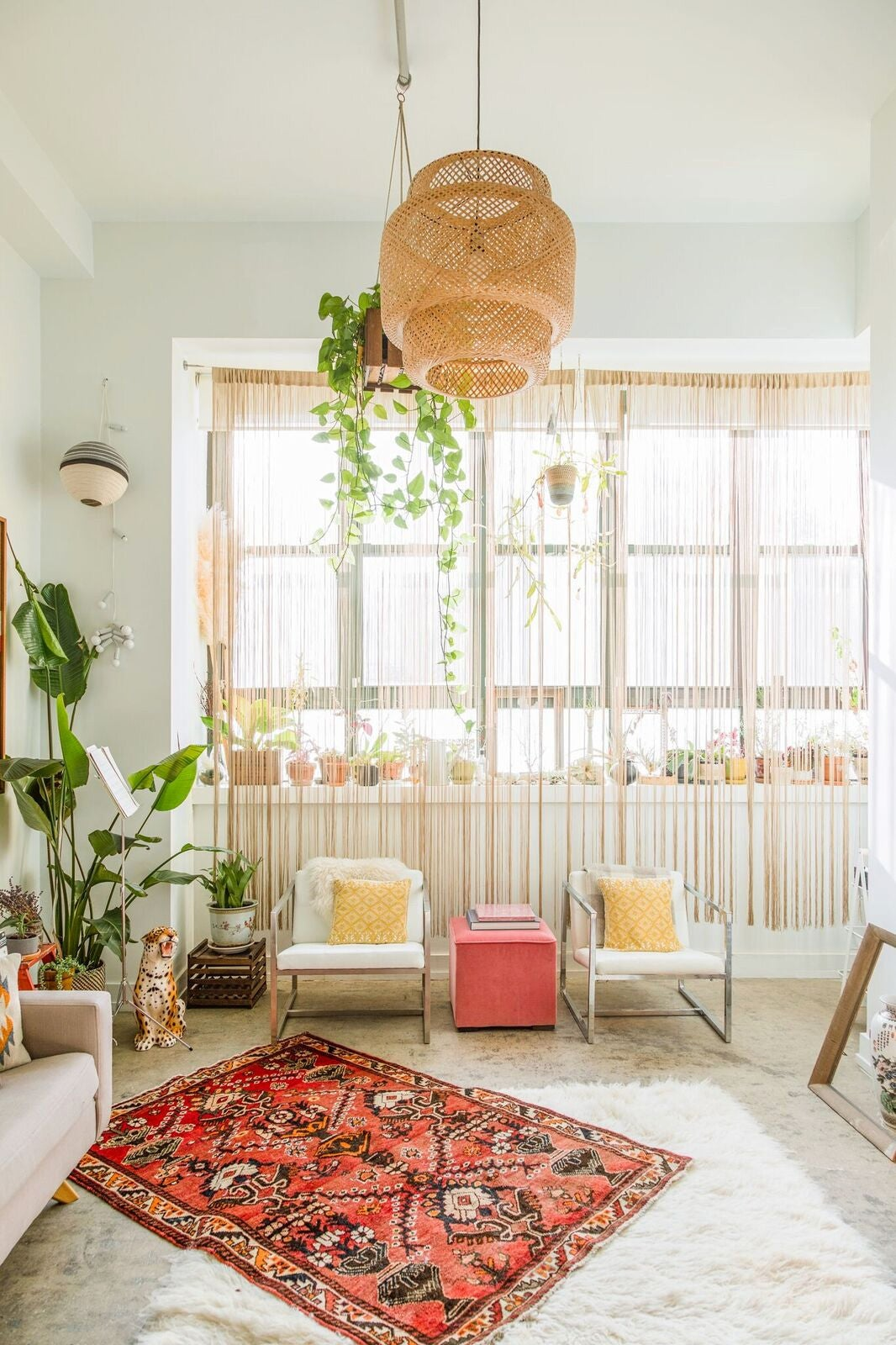 This Colorful, Eclectic Home Used to Be a Factory