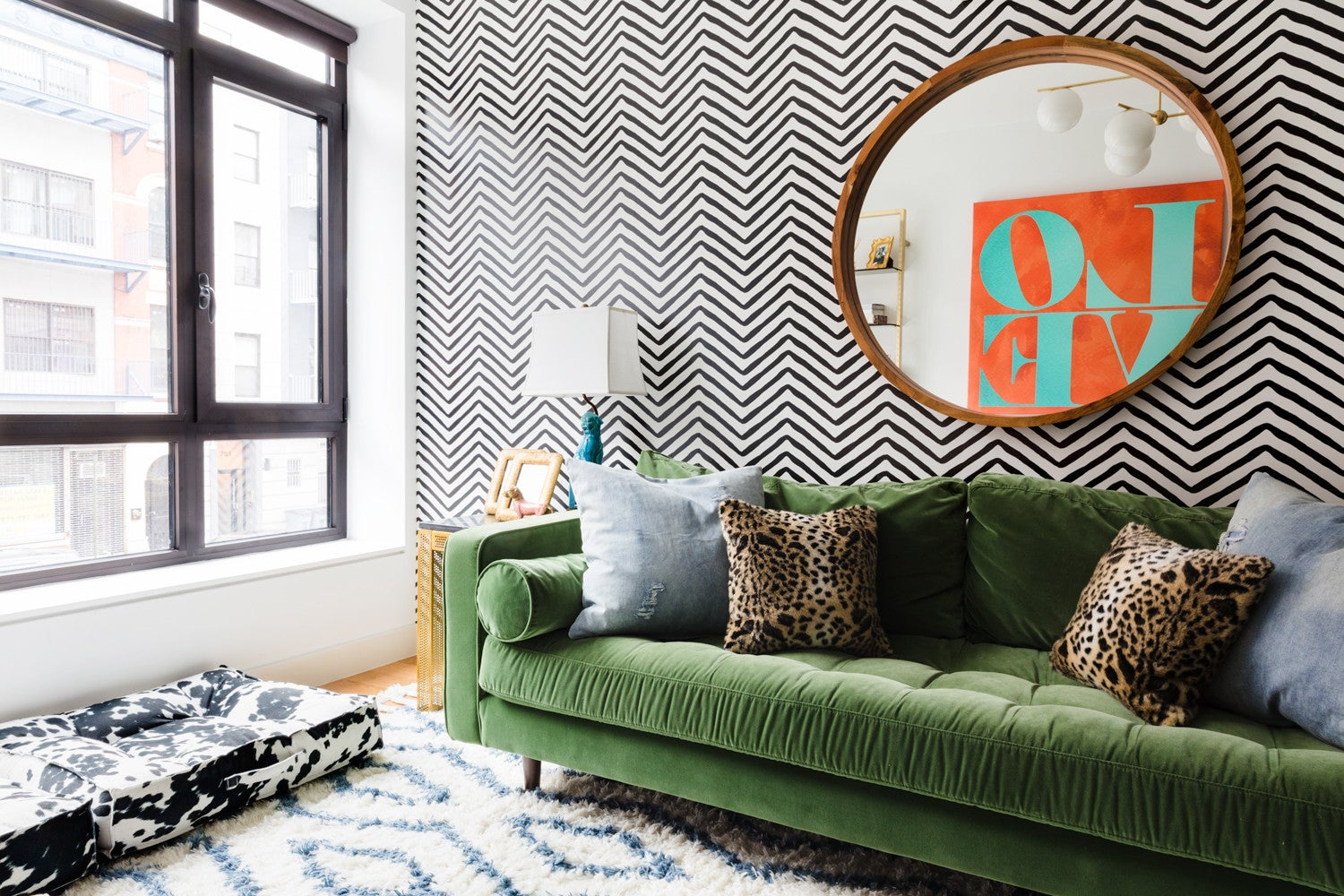 This Celebrity Chef's Apartment Is as Bold as His Personality