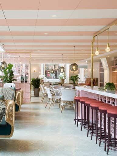 Designers Call It—These are the Most Beautifully-Styled Restaurant Interiors