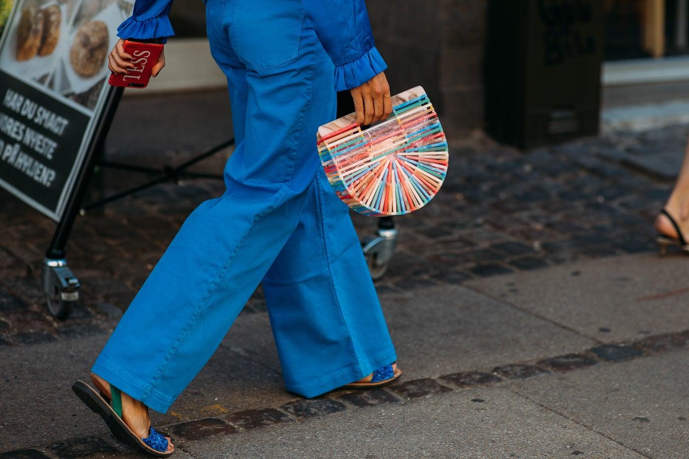 Copenhagen Fashion Week Color Palette Inspiration