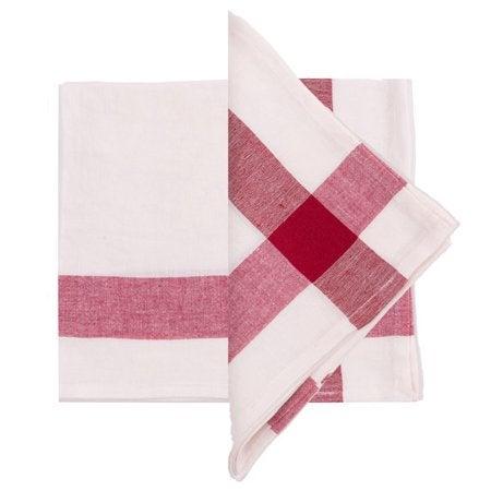 09- linen napkins