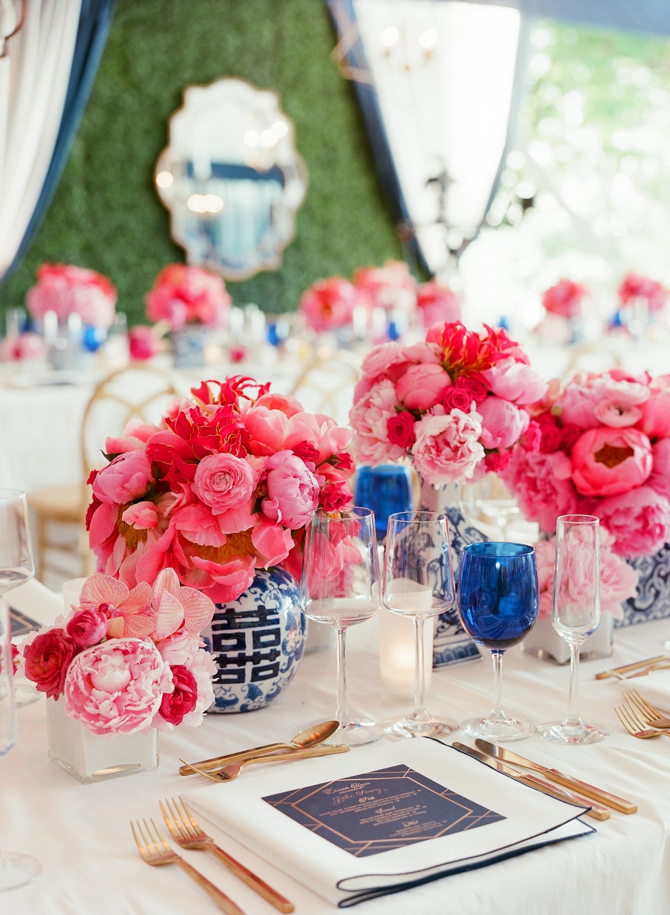 Classic Wedding Color Schemes And Traditional Palettes