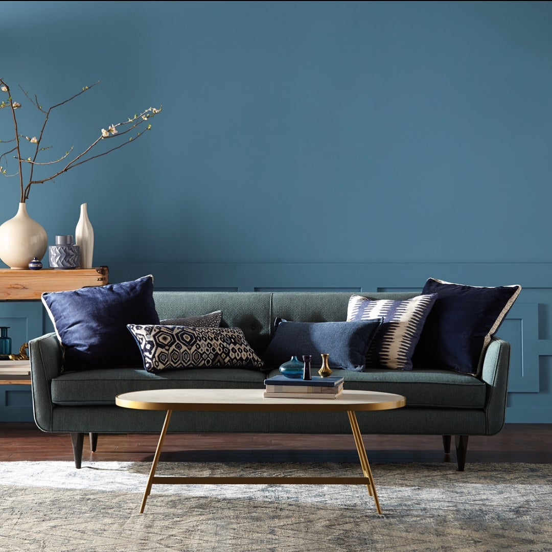 2019 Behr Color of the Year Announcement – Blueprint