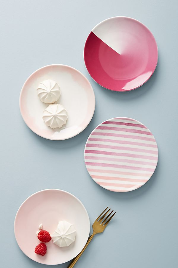 You Can Now Buy Domino-Designed Dinnerware at Anthropologie