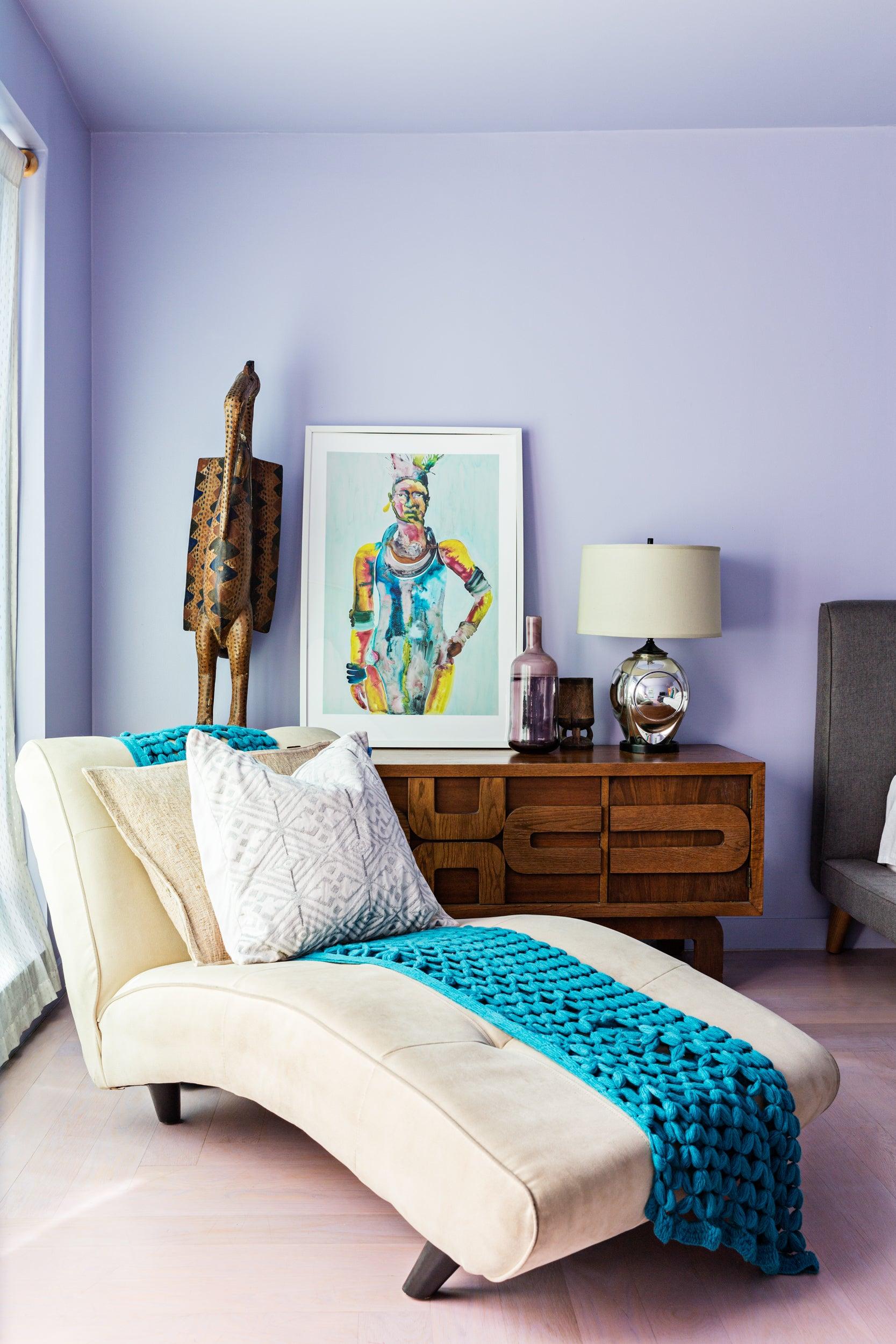 malene b brooklyn home living room