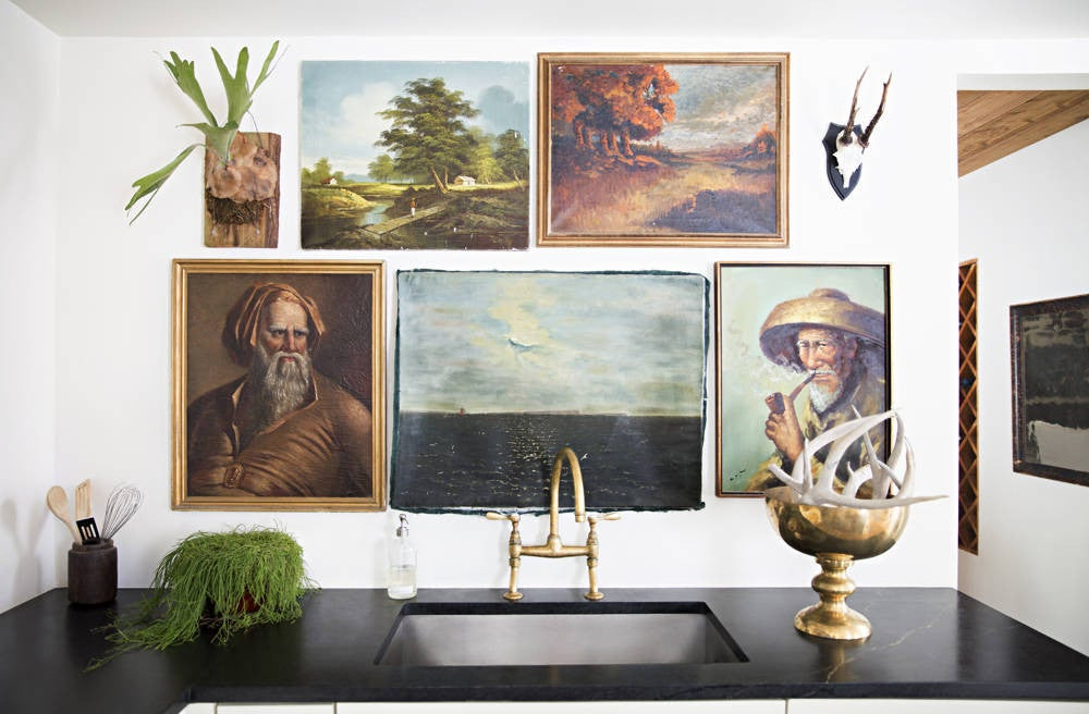 Lauren Liess Gallery Wall