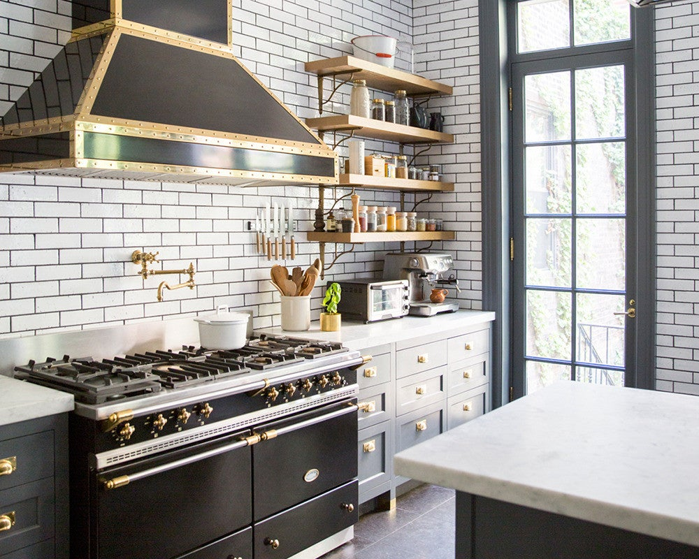 How to Make an Unexpected Style Statement in the Kitchen