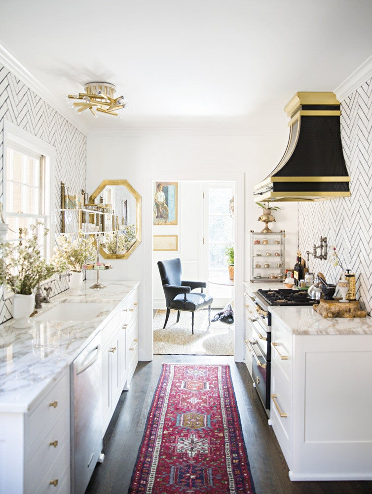 secrets to redecorating a grown-up nashville home