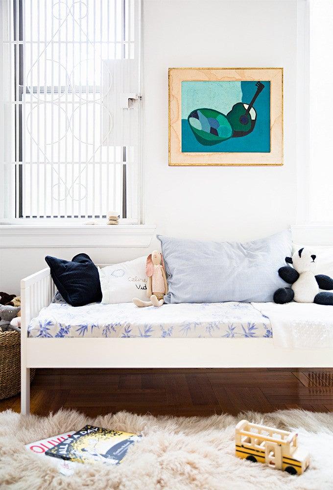 White Kid's room