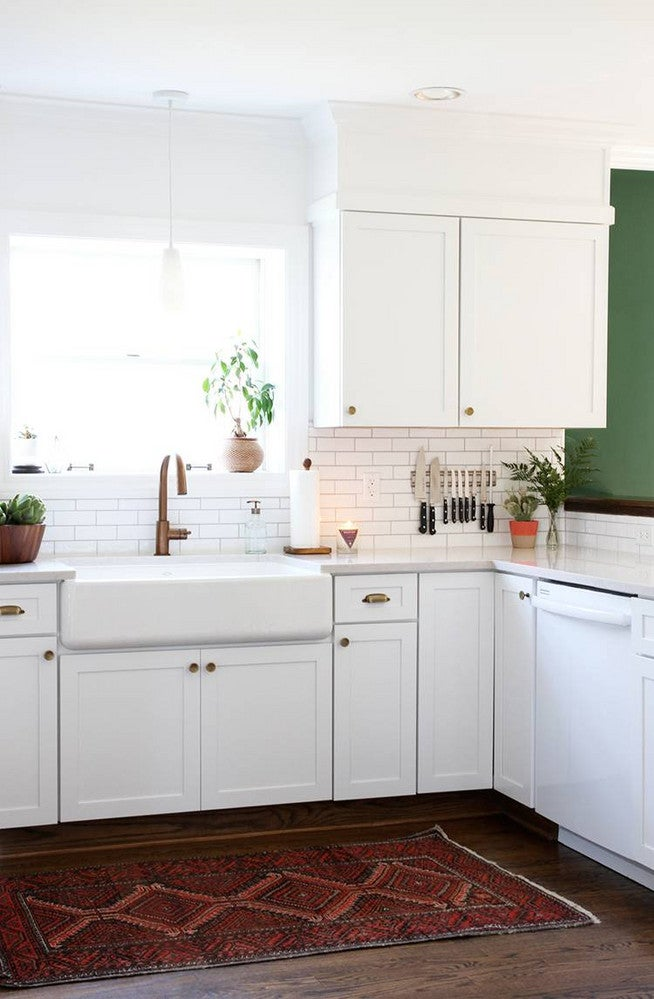 How To Diy Remodel Your Own Kitchen And How Much It Costs Domino
