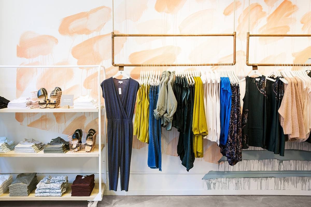 lou and grey nyc store interior