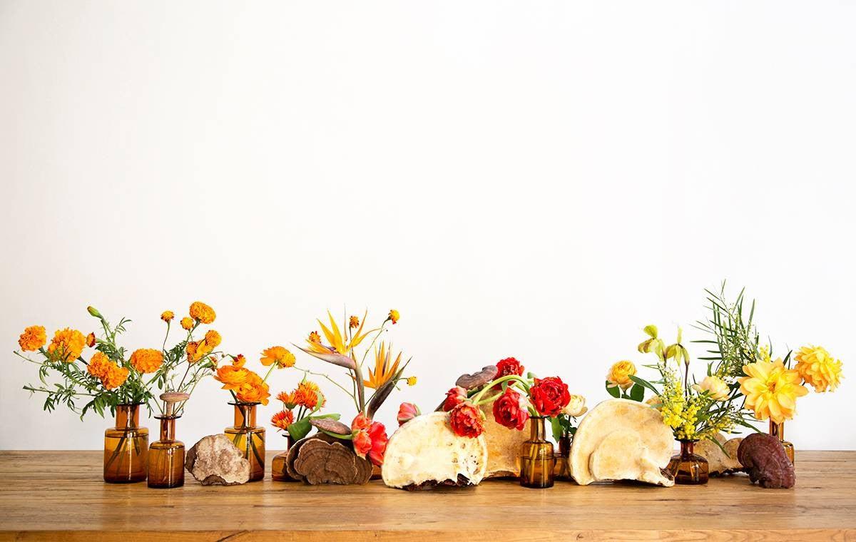 Thanksgiving Centerpiece Ideas Buffet Style Setup