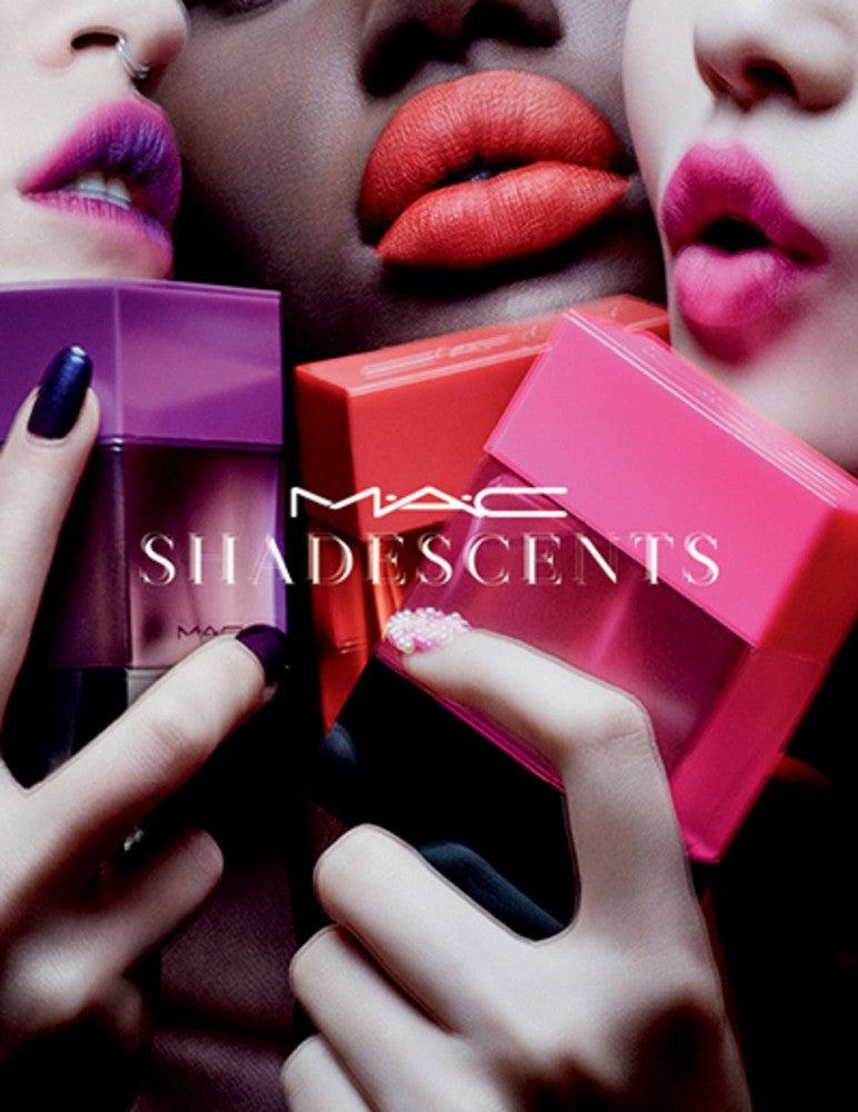 mac cosmetics scentshades