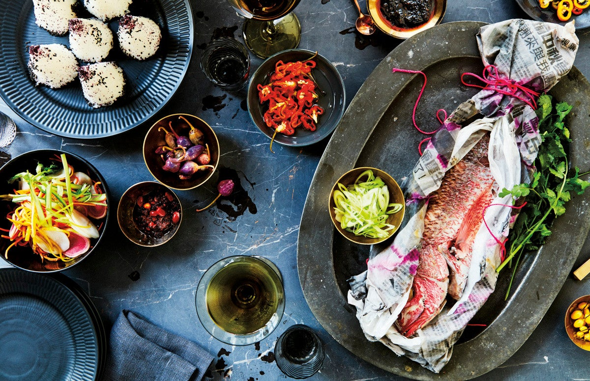 How to Eat Like You're in the Mediterranean, Even When You're Not
