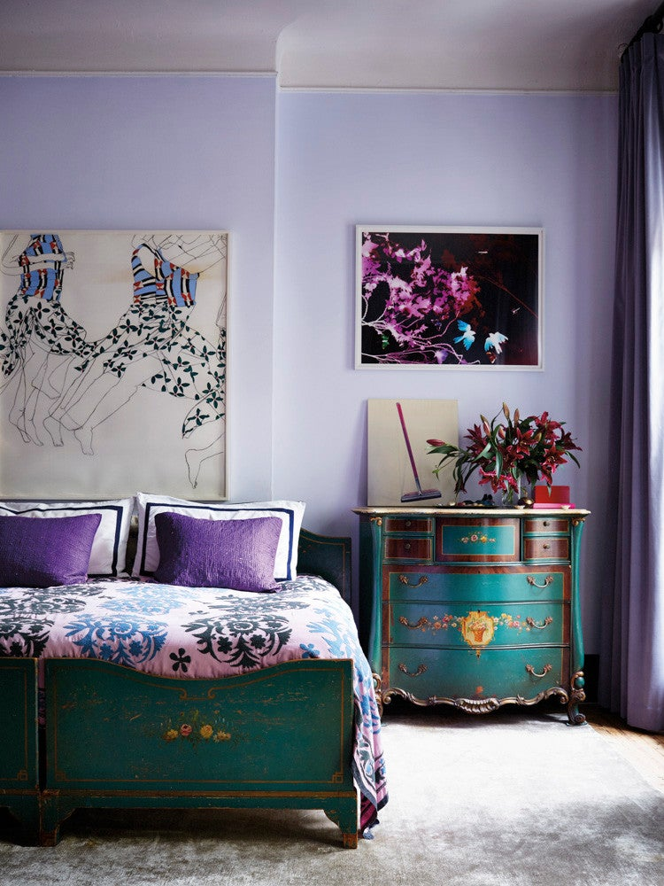 9 Cool Ways to Decorate with Pantone's Color of the Year