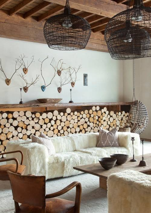 23 Rustic Decorating Ideas to Give Your Home Cozy Cabin ...