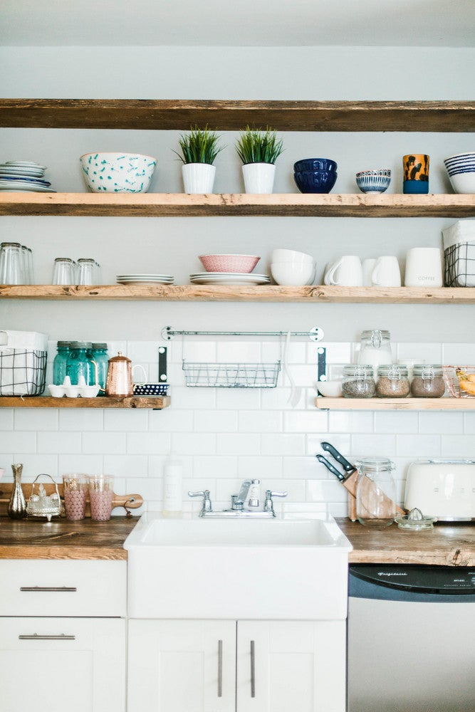 One Trick You Need When Moving From an Apartment to a House kitchen