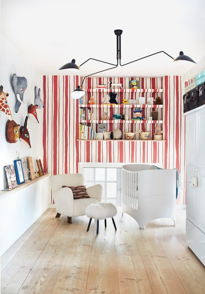 7 Colorful Ways to Hack Ikea's Lack Shelves