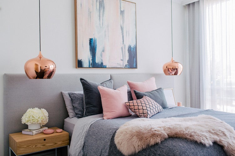 Use These Colors in Your Bedroom, and Fall Asleep Faster