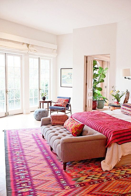 Unique Tips For Decorating With Kilim Rugs Domino