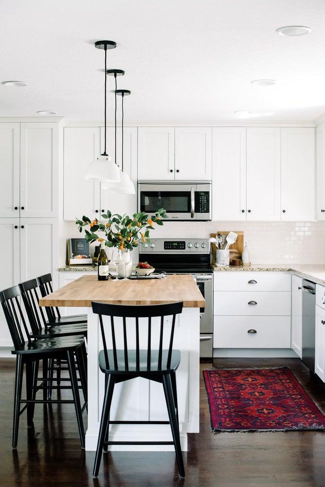 Inside A Minimalist Bungalow With Scandinavian Home Decor