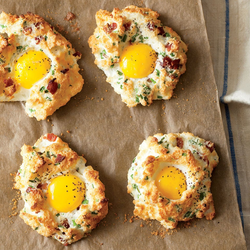 How To Make Cloud Eggs, The Newest Instagram Food Celebrity