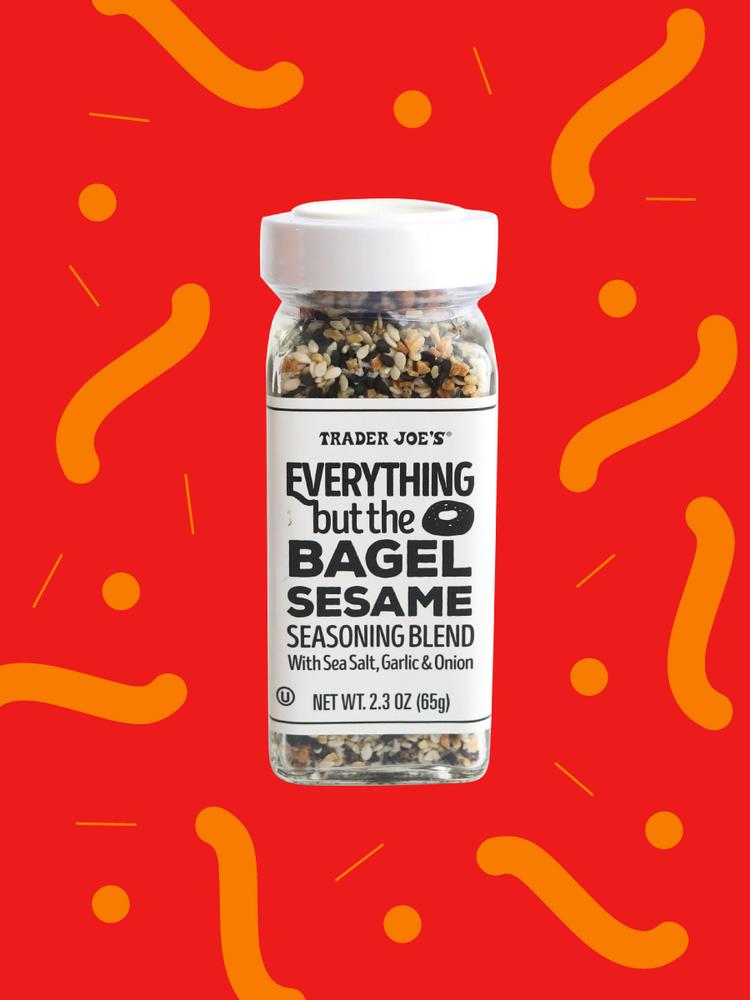 7 Things to Make With Trader Joe's Everything Bagel Seasoning