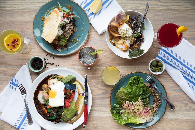 best farm to table restaurants garden table