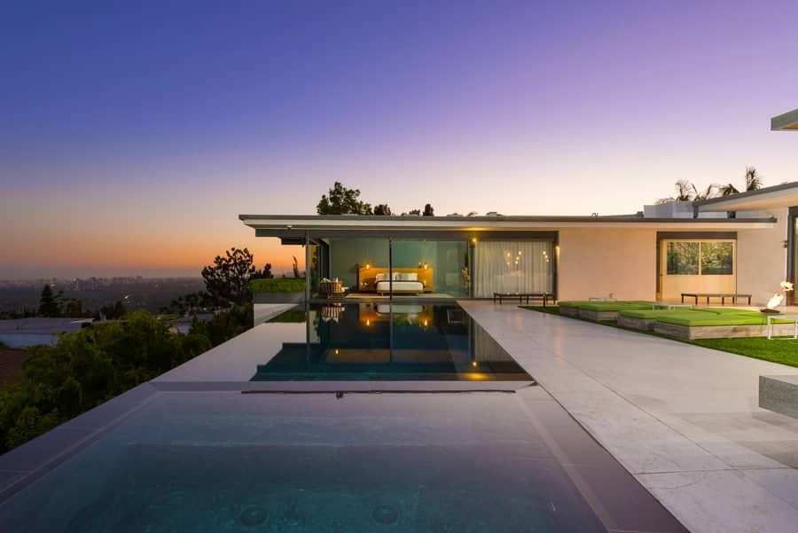 Matthew Perry Is Selling His Stunning Hollywood Hills House