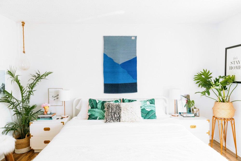 Cara Irwin Of Goldalamode Home Tour Master Bedroom