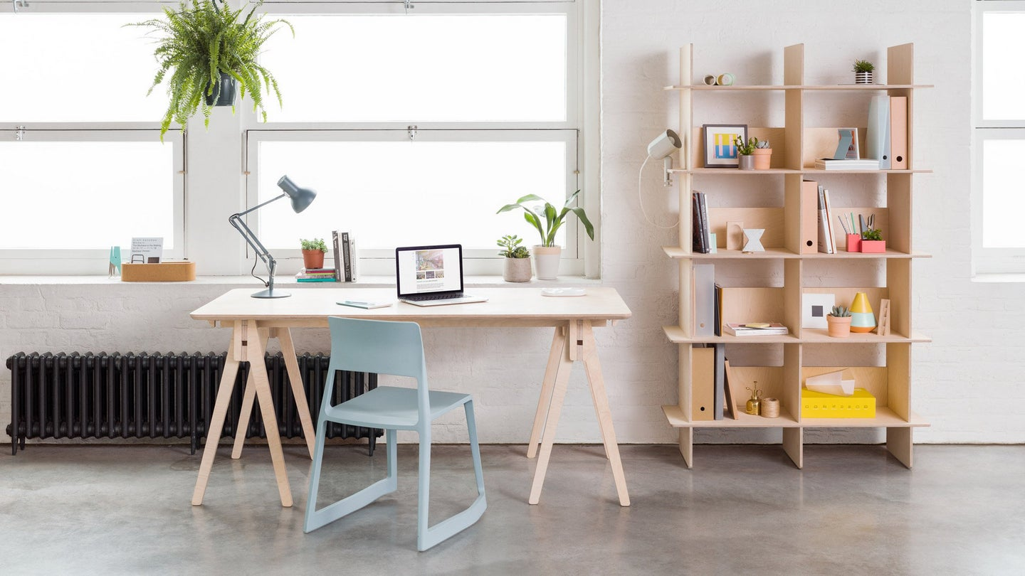 Opendesk's New Innovative No-Tool Office Furniture
