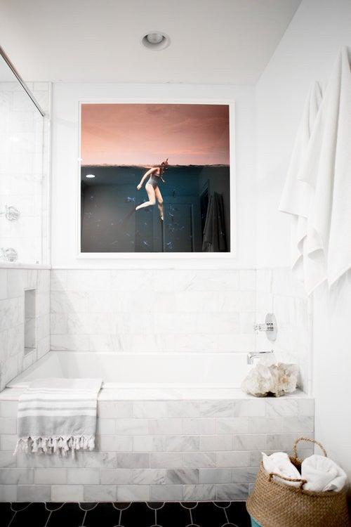 nashville home tour bathroom