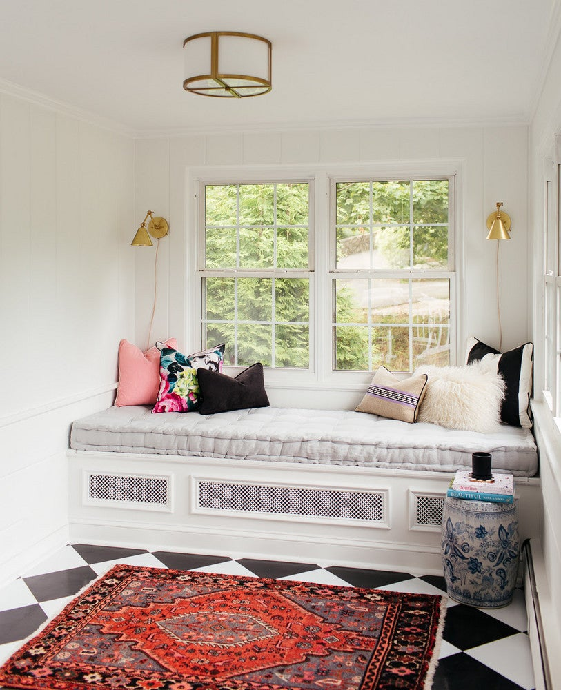 How To Diy A French Tufted Mattress Domino
