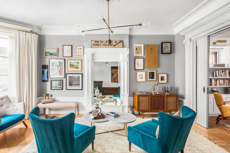 John Krasinski & Emily Blunt Are Selling Their Brooklyn Home