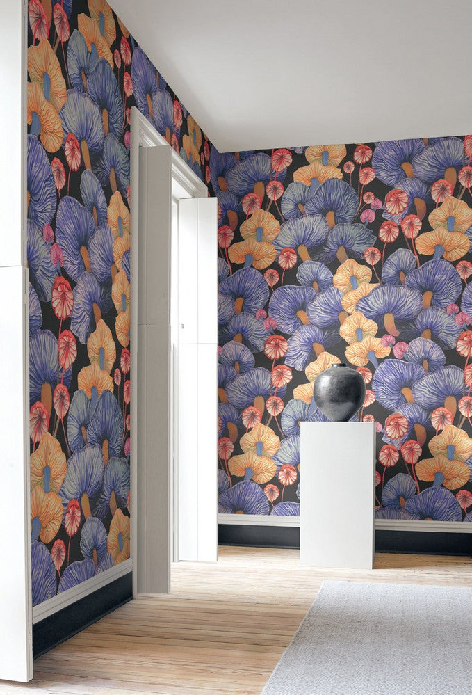 The New, Nature-Inspired Wallpaper You'll Be Loving This Fall