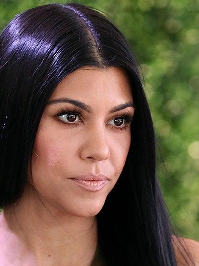 Kourtney Kardashian's Skincare Secret Is A Houseplant