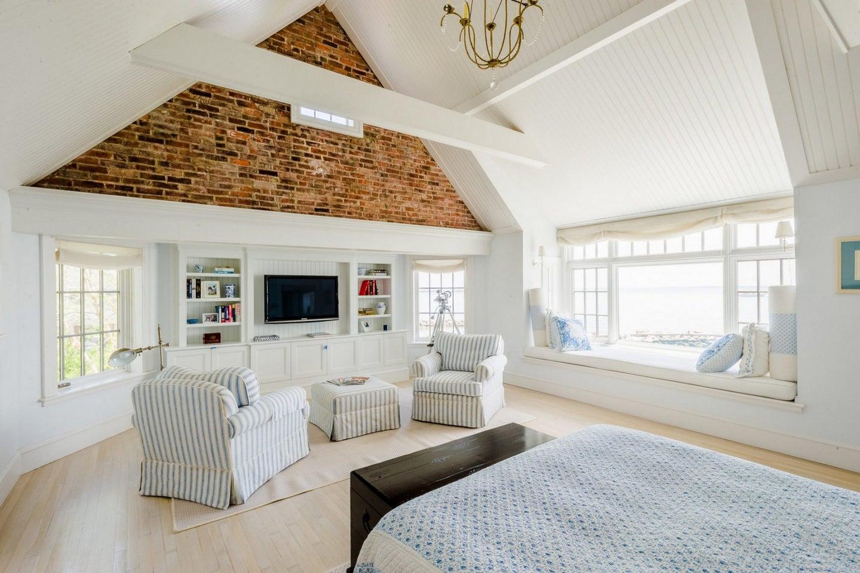 Katharine Hepburn's Seaside Home Just Went Off The Market