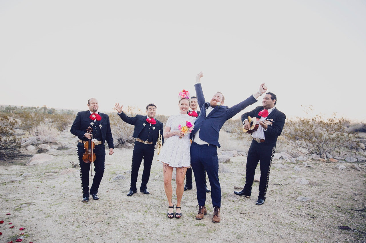 Wedding Photography Ideas for the Desert