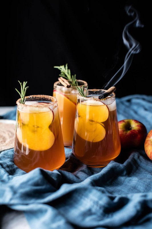 Spiked Cider Drinks to Make This Fall