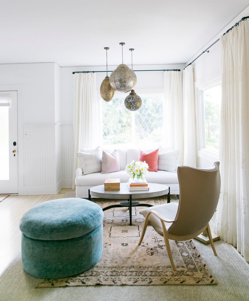 This Home Blends California Cool With Old School Charm