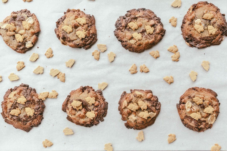 best s'mores cookies
