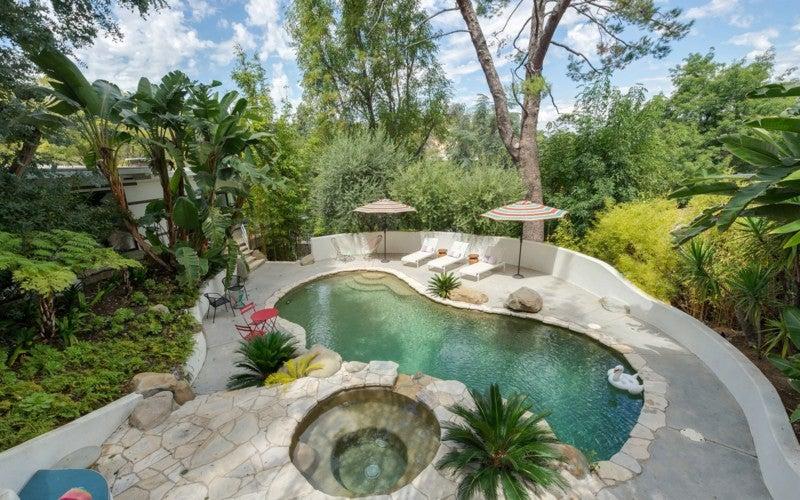 Peek Inside Ellen Pompeo's Hollywood Hills Home