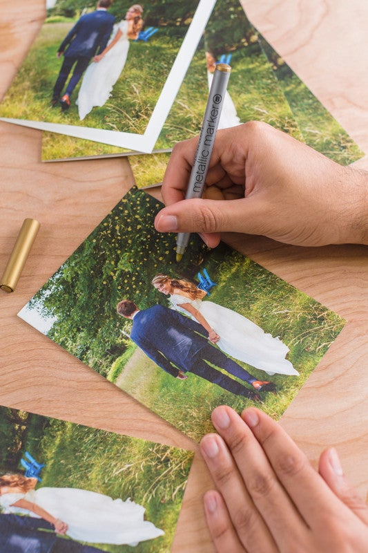A Fun and Easy DIY for Chic Personal Greeting Cards