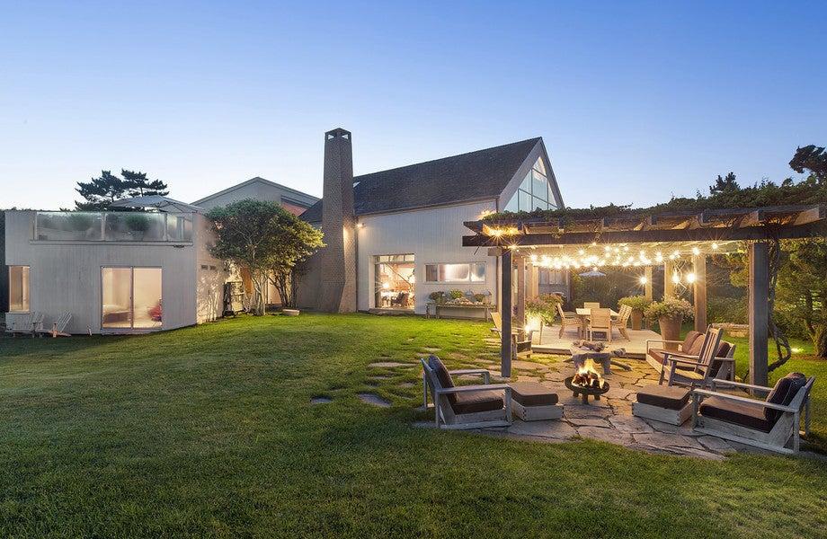 Elie Tahari's Hamptons home is absolutely stunning