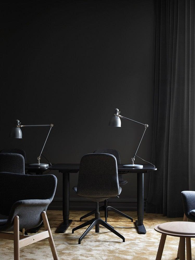 Dramatic Office Decor Ideas