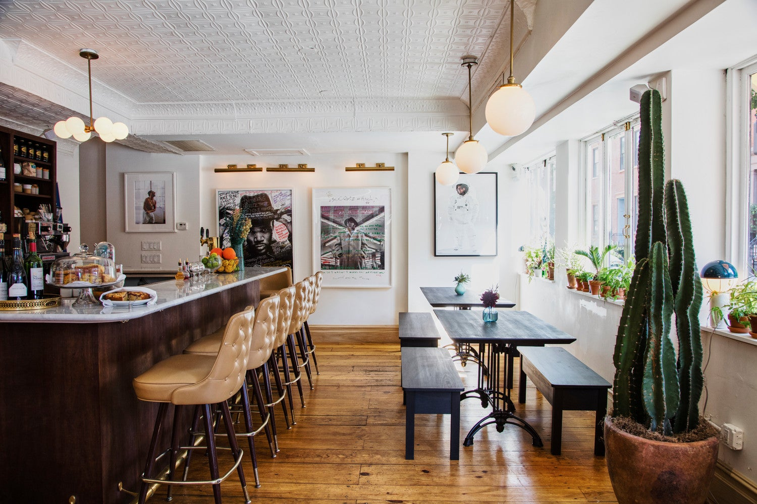 This Wine Bar Feels More Like Your Best Friend's Living Room