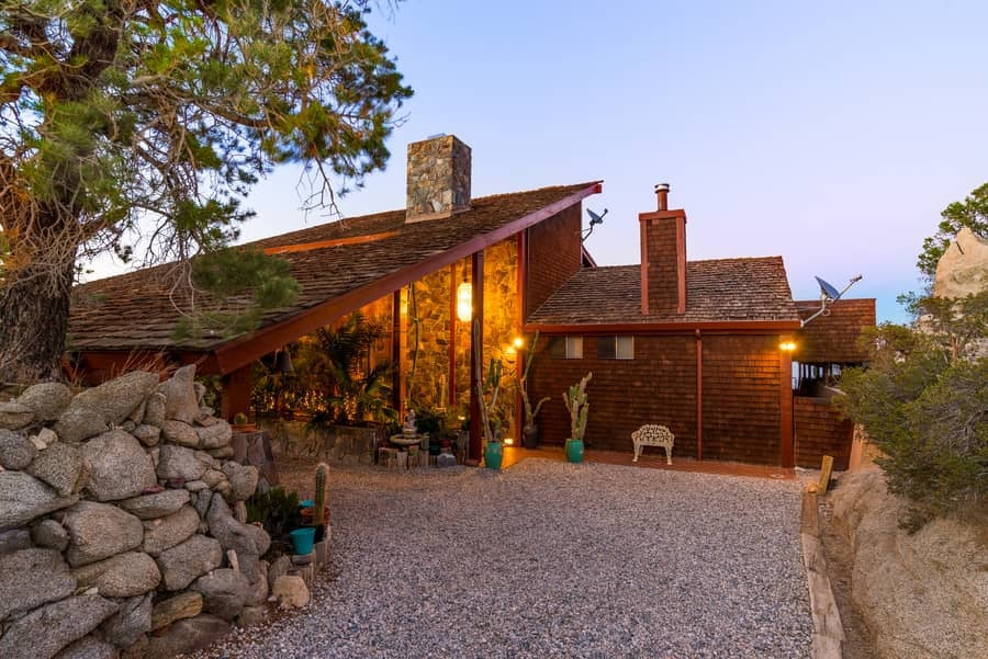 frank sinatra's desert hideaway home